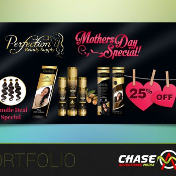 Beauty Shop Web Ad