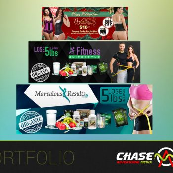Lifestyle Web Banners