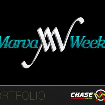 Marva Weeks Logo Design